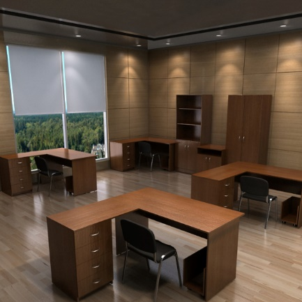 Какая мебель должна быть в офисе