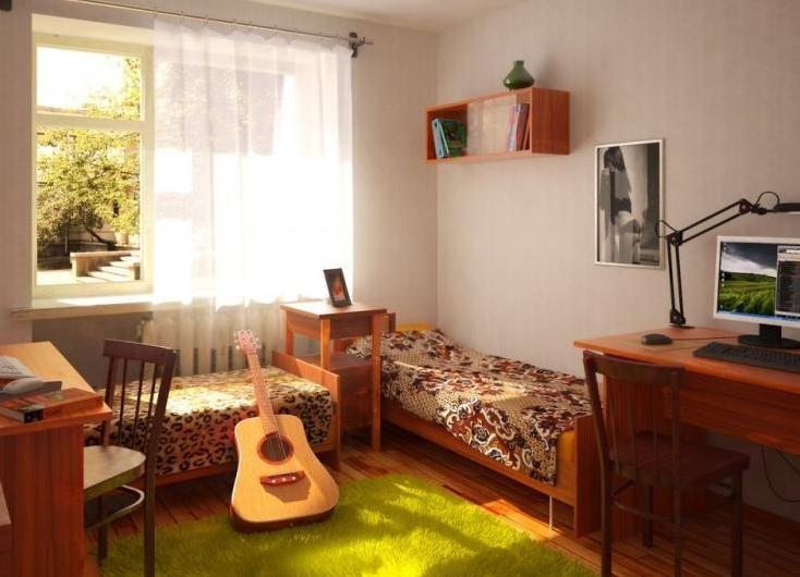 Особенности в выборе мебели для общежитий