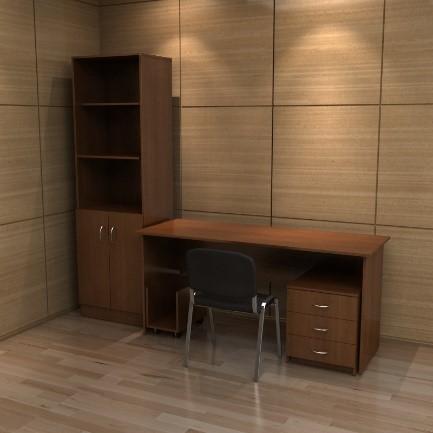 Новый раздел на сайте - комплекты офисной мебели
